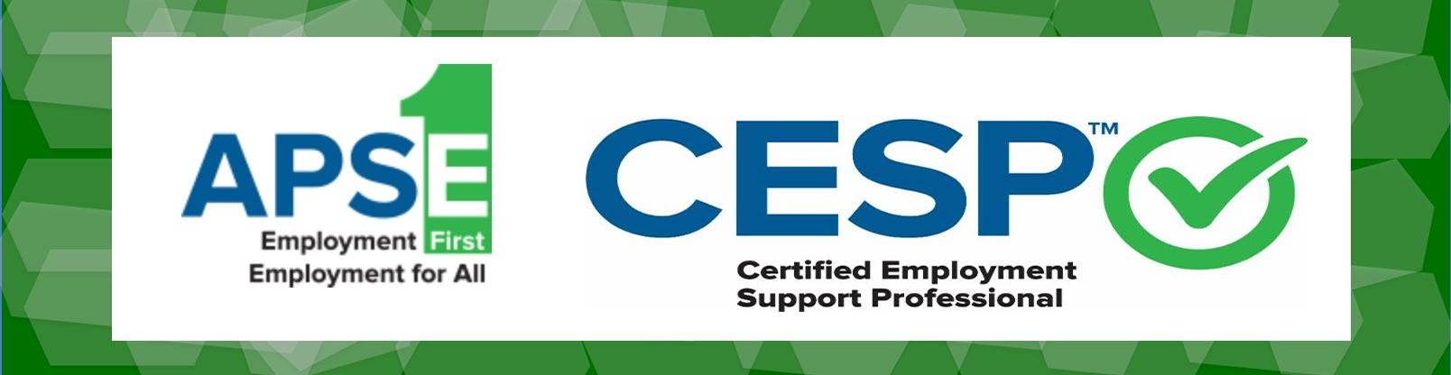 APSE-CESP logos