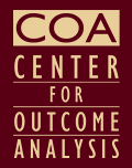 Center for Outcome Analysis logo