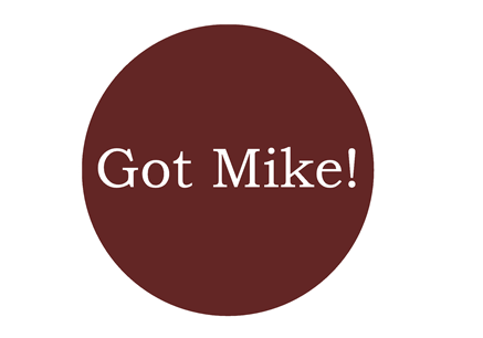 Got Mike Logo