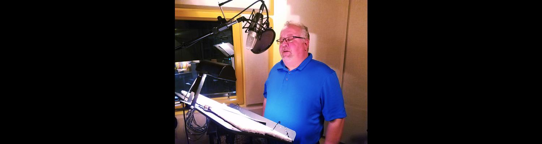Joe recording