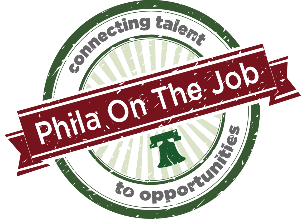 PhilaOnTheJob logo - connecting talent to opportunity
