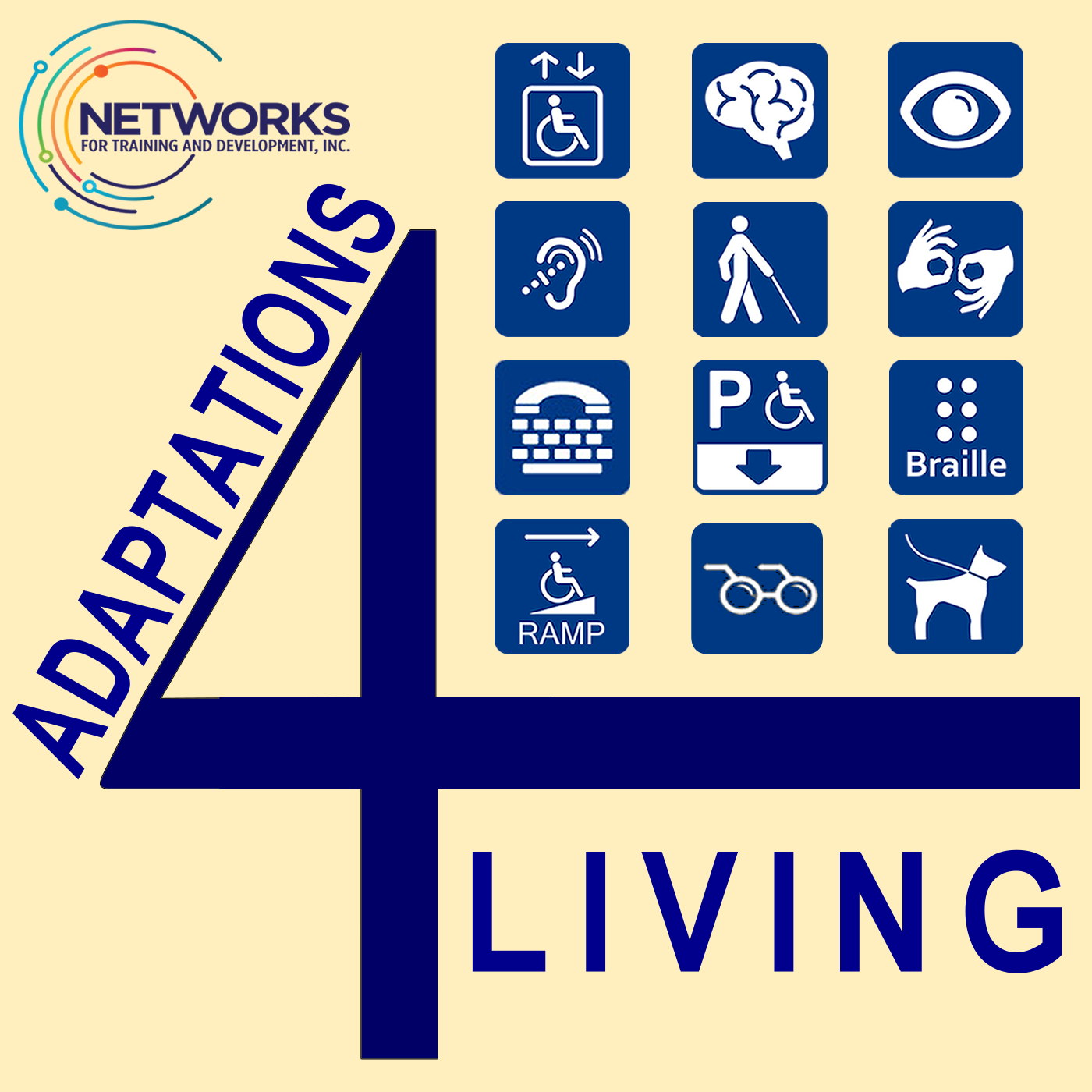 Adaptations 4 Living podcast