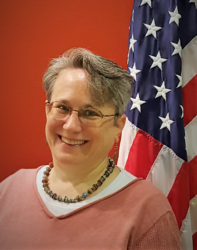 Photo of Jeanne Goldberg